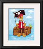Le Pirate Prints by Lynda Fays