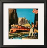Hiawatha, 1952 Art