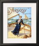 Argosy Tobacco Framed Giclee Print