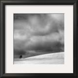 Winter Landscape II Posters by Jean-François Dupuis