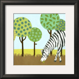 Jungle Fun IV Prints by Megan Meagher