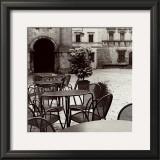 Caffe, Toscana Prints by Alan Blaustein