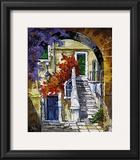 Nelle vie Prints by Antonio Di Viccaro