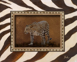 New Zebra Inspiration II Prints by Patricia Quintero-Pinto