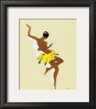 Black Thunder, Josephine Baker Posters by Paul Colin