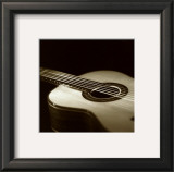Guitar Prints by Keith Levit