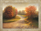 Autumn Lane I Prints by Michael Marcon