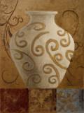 Elegant Vessel I Posters by Lanie Loreth