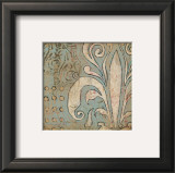 Chateau Filigree II Prints by  DeRosier