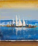 Blue Ocean II Posters by Patricia Quintero-Pinto