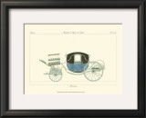 Antique Carriage III Prints