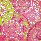 Pink Bubblegum II Art