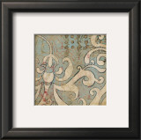 Chateau Filigree I Print by  DeRosier