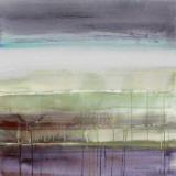 Lanie Loreth - Mor Yağmur I - Art Print