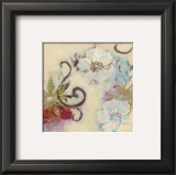 Floral Rhythm III Prints by Claire Lerner