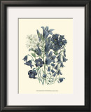 Loudon Florals III Print by Jane W. Loudon