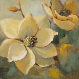 Magnolias After the Rain I Plakaty autor Lanie Loreth