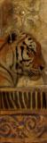 Elegant Safari Panel II Print by Patricia Quintero-Pinto