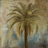 Spring Palm I Print by Patricia Quintero-Pinto