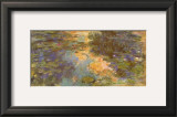 El estanque de los nenúfares, 1989 Arte por Claude Monet