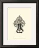 Wrought Iron Door Knocker IV Prints