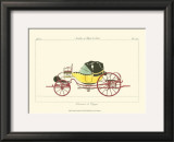Antique Carriage I Art