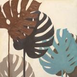 My Fashion Leaves IV Prints by Patricia Quintero-Pinto