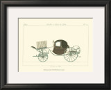 Antique Carriage IV Poster