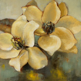 Magnolias After the Rain II Kunstdrucke von Lanie Loreth
