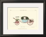 Antique Carriage VI Print