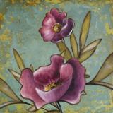 Purple Poppies I Posters by Lanie Loreth