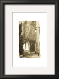 Archway with Lamp Prints by Chauve Auckenthaler