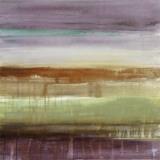 Lanie Loreth - Purple Rain II - Poster