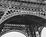 Eiffel Tower III Prints by Alison Jerry