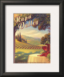 Napa Valley Posters by Kerne Erickson
