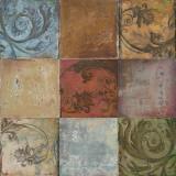 Moroccan Patch II Prints by Patricia Quintero-Pinto