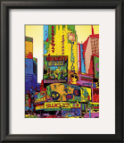 Millenium NYC Prints by Geraldine Potron