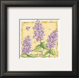 Lilacs Prints by Wilma Sanchez