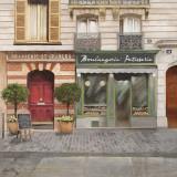 French Store I Poster par Elizabeth Medley