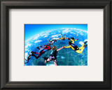 Success: Skydivers Print