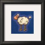 Gedeon le Mouton Posters by Raphaele Goisque