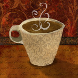 Cafe II Prints by Elizabeth Medley