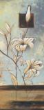 White Lilies I Art by Patricia Quintero-Pinto