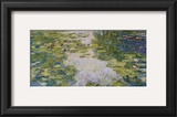 Water Lilies, c. 1917-19 Prints by Claude Monet