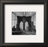 Brooklyn Bridge Art by Walter Gritsik