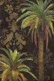 Palms I Prints by Patricia Quintero-Pinto
