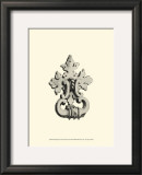 Wrought Iron Door Knocker II Posters