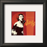 Jazz Festival Art by Marco Fabiano