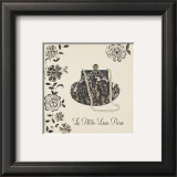 Le Petite Lace Purse Wall Art by Marco Fabiano