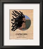 Capricorn (Dec 22-Jan 19) Posters by  Orah-El